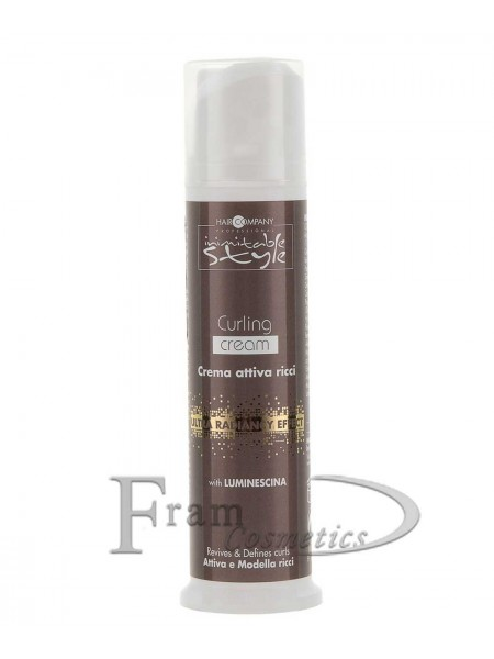 Крем для завитков Hair Company Inimitable Style Curling Cream