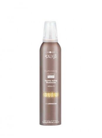 Мусс для блеска Hair Company 250ml