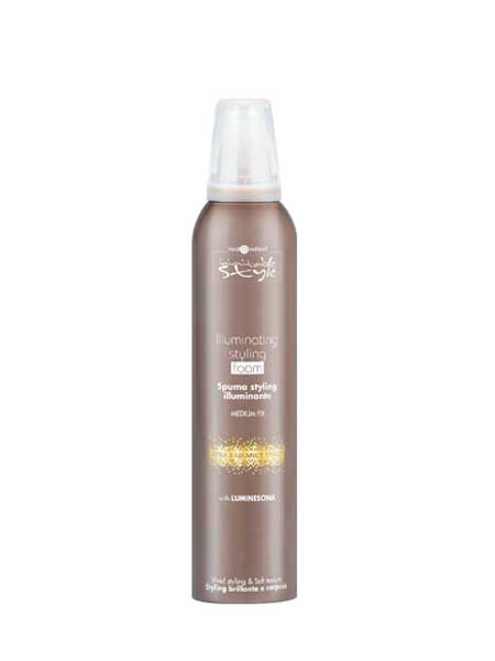 Мусс для блеска Hair Company 250ml