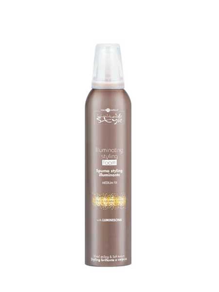 Мусс для блеска Hair Company Inimitable Style 250ml