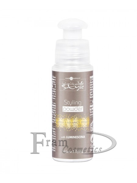 Моделирующая пудра Hair Company Inimitable Style 5ml