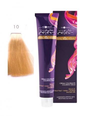 Крем краска Hair Company Inimitable Color 10 платиновый блондин