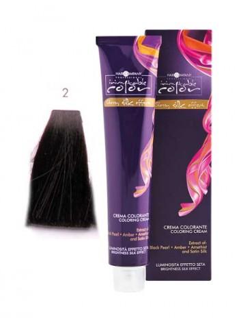 Крем краска Hair Company Inimitable Color 2 коричневый