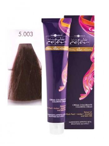 Крем краска Hair Company Inimitable Color 5/003 светло-каштановый карамельный
