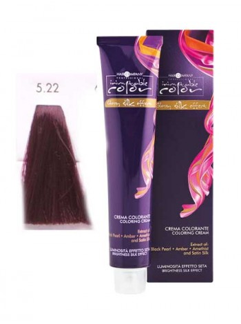 Крем краска Hair Company Inimitable Color 5.22 Светлый интенсивный каштан