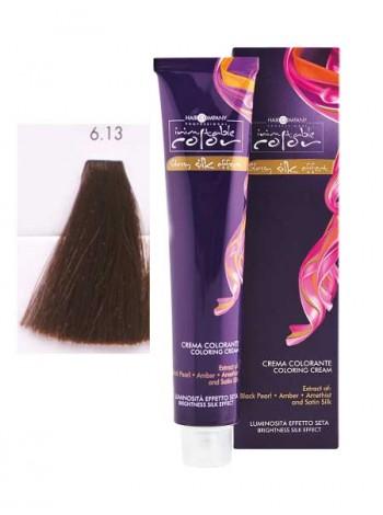 Крем краска Hair Company Inimitable Color 6/13 какао-лед