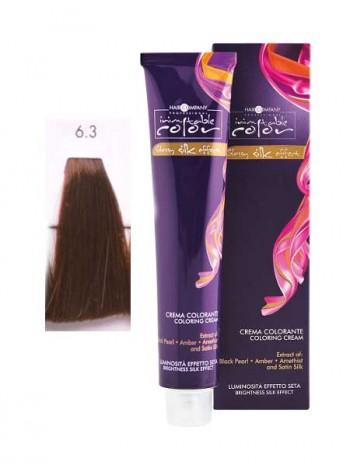 Крем краска Hair Company Inimitable Color 6/3 темно-русый золотистый