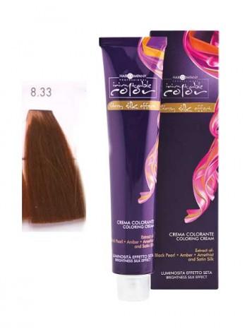 Крем краска Hair Company Inimitable Color 8/33 светлый интенсивный золотистый блондин