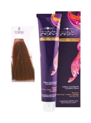Крем краска Hair Company Inimitable Color 8/0 светлый блондин