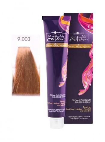 Крем краска Hair Company Inimitable Color 9/003 супер светлый карамельный блондин