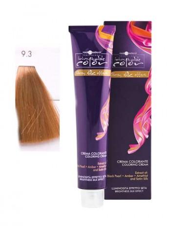 Крем краска Hair Company Inimitable Color 9/3 экстра светло-русый золотистый