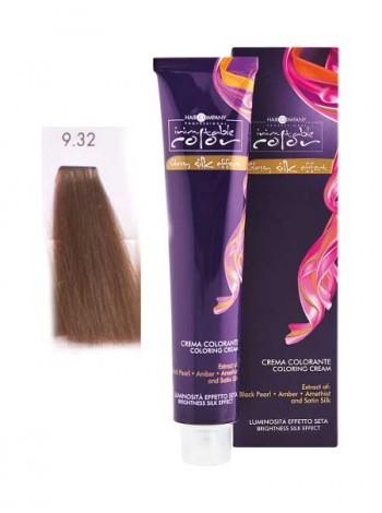 Крем краска Hair Company Inimitable Color 9/32 супер светлый песочный блондин