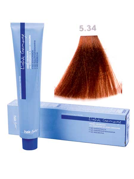 1 Крем краска Hair Company - LIGHT GOMAGE