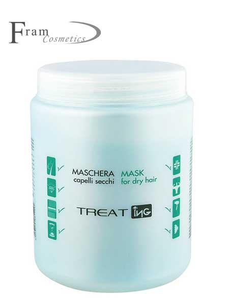 Маска для сухих волос ING 1L