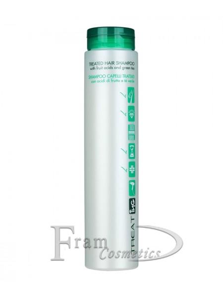 Шампунь для поврежденных волос Ing