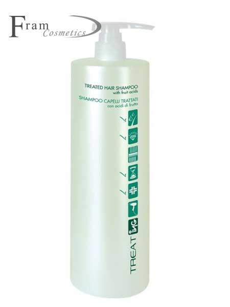 Шампунь для поврежденных волос ING 1L