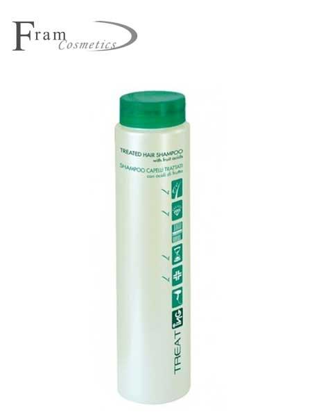 Шампунь для поврежденных волос ING 250ml