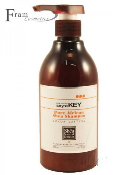 Шампунь Ши для окрашенных волос Saryna Key 300ml