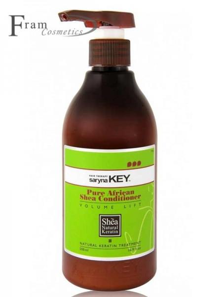 Восстанавливающий кондиционер для тонких волос Saryna Key 300ml