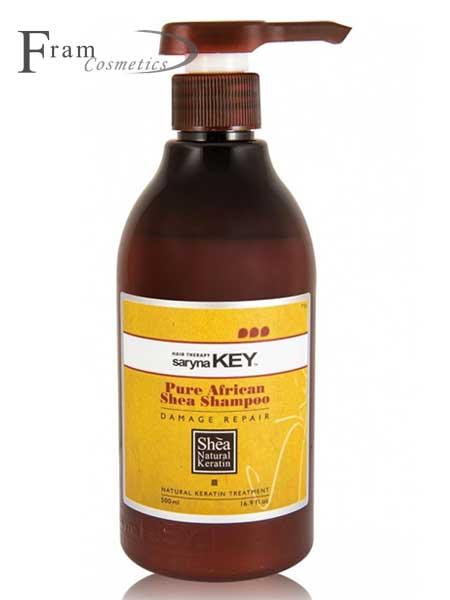 Восстанавливающий шампунь Saryna Key 500ml