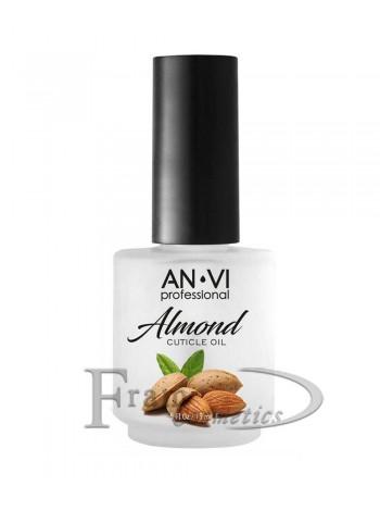 Масло для кутикулы ANVI миндаль