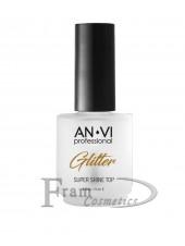 Верхнее покрытие с эффектом блеска ANVI Glitter