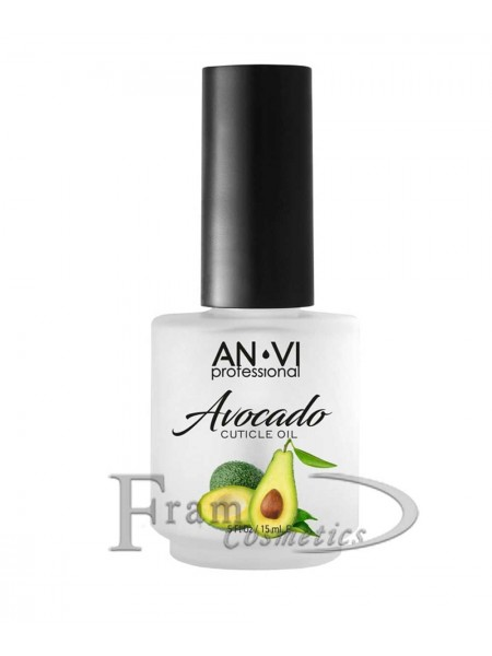 Масло для кутикулы ANVI авокадо