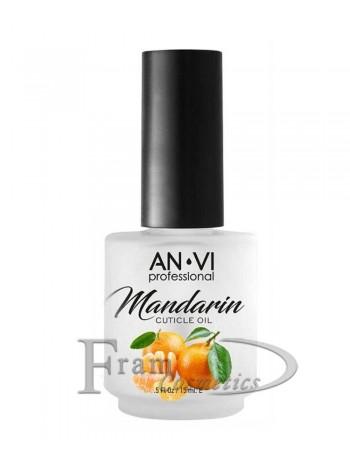 Масло для кутикулы ANVI мандарин