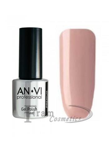 """Гель лак ANVI №056 """"серовато-пурпурно-розовый"""""""