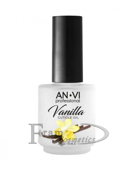 Масло для кутикулы ANVI ваниль
