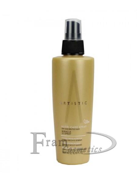 Питательный спрей для волос Artistic Hair Nutri Care Spray