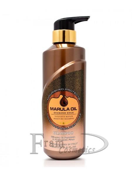 Профессиональный увлажняющий шампунь Bingo Marula oil с маслом марулы