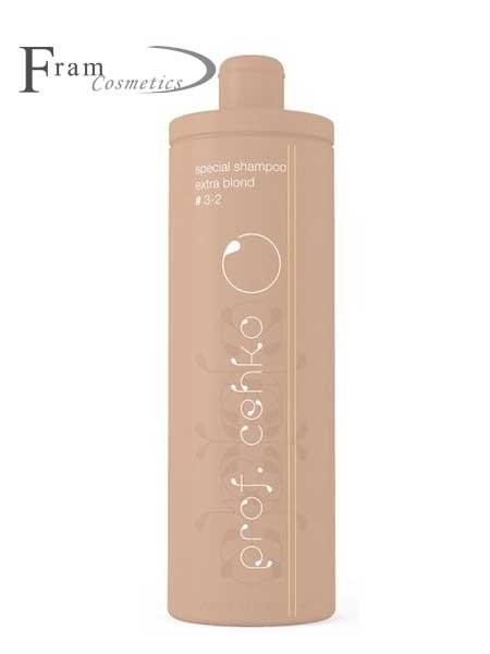 Спеціальний шампунь для освітленого волосся Cehko Prof #3-2