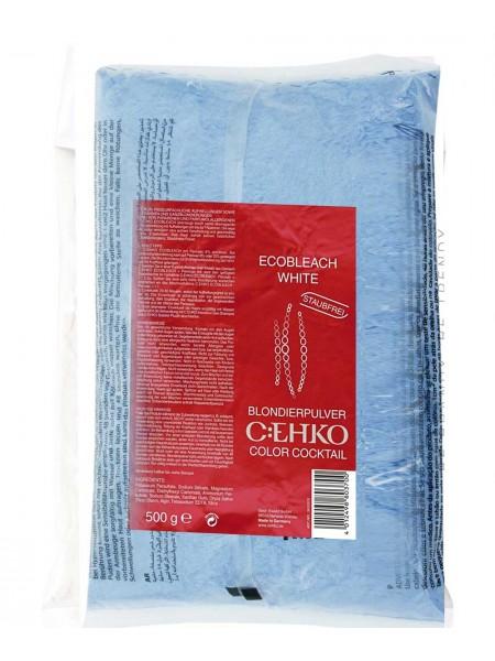 """Осветляющая пудра C:EHKO """"Blue"""" 500g"""