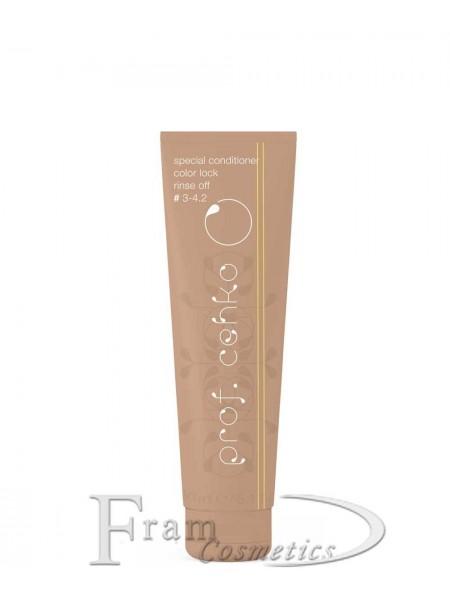 Специальный кондиционер для окрашенных волос C:EHKO Prof