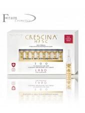 Crescina 500 cредство для восстановления роста волос для мужчин 350ml