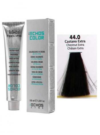 44/0 Краска для волос Echosline Echos Color каштановый экстра-натуральный