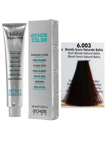 6/003 Краска для волос Echos Color темно-русый баия