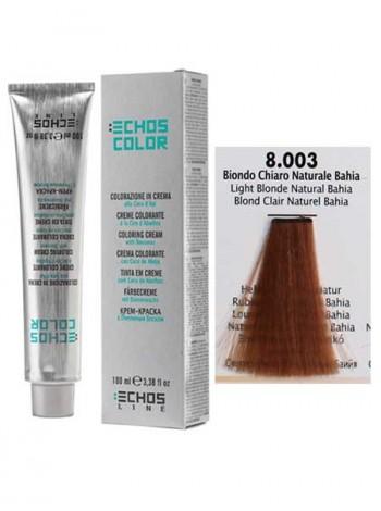 8/003 Краска для волос Echos Color светло-русый байя