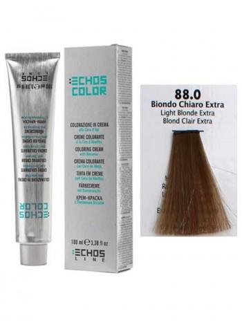 """88/0 Краска для волос Echos Color """"светло-русый натуральный"""""""