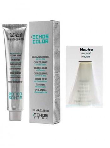 Neutral Краска для волос Echos Color нейтральный