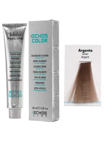 Краска для волос Echosline  Echos Color серебро