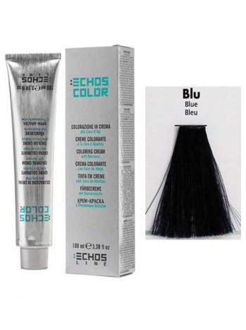 Крем-краска Echosline Echos Color синий корректор