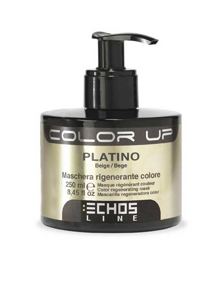 Тонирующая маска для волос Echosline Color Up Beige