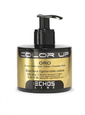 Тонирующая маска для волос Echosline Color up Gold