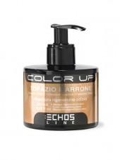 Тонирующая маска для волос Echosline Color Up Каштановый