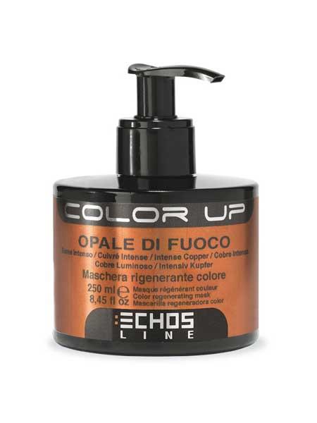 Тонирующая маска для волос Echosline Color up Ambra