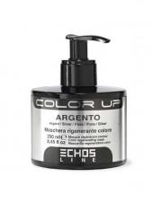 Тонирующая маска для волос Echosline Color Up Silver