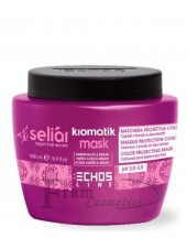 Маска для окрашенных волос Echosline Seliar Kromatik