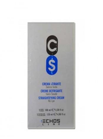 Крем для выпрямления волос Echosline CS